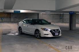 white nissan 2017 review 2017 nissan maxima platinum canadian auto review