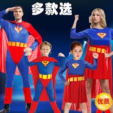 Kids Superhero Halloween Costumes Red Spiderman Costume Black Spiderman Batman Superman Halloween