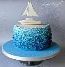 nautical themed wedding cakes nautical cake decor
