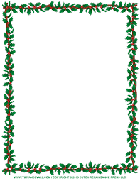 christmas decorations clipart borders clip art library
