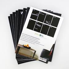 Remove Wall Stickers A4 Sized Weekly Planner Blackboard Sticker Memo Removable Vinyl
