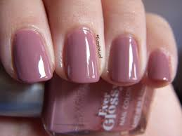 the polish well silky mauve dreams