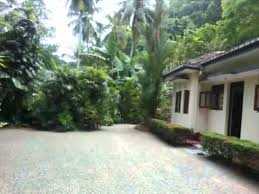 210p land with house for sale in ratnapura youtube
