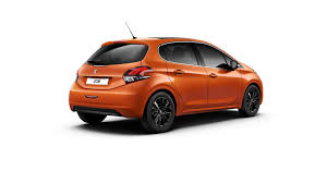peugeot 208 red plus ça change facelift time for peugeot 208 2015 by car magazine