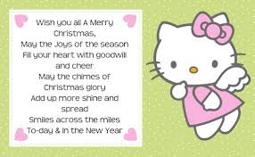 wish you all merry messages