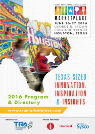 2016 tra marketplace directory by texas restaurant association issuu