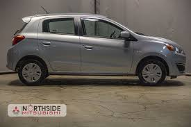 mitsubishi mirage silver new mitsubishi mirage for sale in edmonton ab