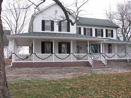 Farmhouse With Wrap Around Porch 12 Best Farmhouse Porches Images On Pinterest Old Farmhouses