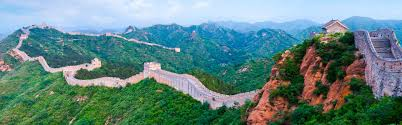 Map Of The Great Wall Of China by China Holidays Holidays In China Wendy Wu Tours