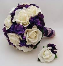 artificial flower bouquets silk flower bouquets for wedding kantora info