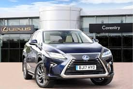 lexus rx hybrid for sale uk used lexus rx 2017 for sale motors co uk