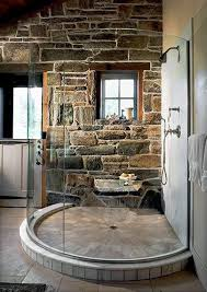 stone bathroom ideas home decor color trends gallery under stone