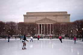 ice skating rinks in dc including indoor and outdoor rinks