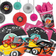 Rock And Roll Party Decorations 1950s Party Decorations Best Decoration Ideas For You