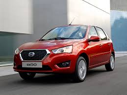 nissan datsun hatchback datsun reveals mi do hatchback in russia based on lada kalina