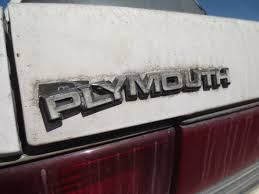 Dodge Spirit Plymouth Acclaim Chrysler Junkyard Find 1989 Plymouth Acclaim Turbo The Truth About Cars