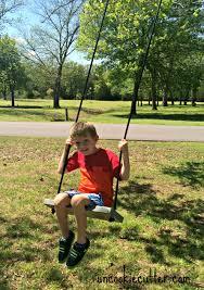 easy tree swing diy