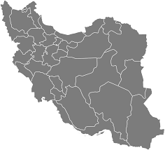 map iran free blank iran map in svg resources simplemaps