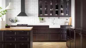 Mixed Wood Kitchen Cabinets White Color Scheme Kitchen Mixed With Wooden Materials Stainless