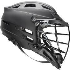 matte black cpx r matte black lacrosse helmet