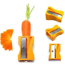 New Kitchen Gadgets by Carrot Cucumber Sharpener Peeler Vegetable Slicer Call Whts Ap