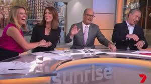 April Fool     s Day       Best jokes around Australia and the world Eddy pranks the Sunrise team