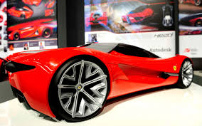 ferrari supercar concept winners of ferrari u0027s world design contest announced