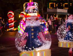 parade of lights branson mo silver dollar city s an old time christmas runs through jan 1