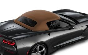 2014 corvette stingray convertible c7 corvette stingray 2014 gm convertible top 4 colors