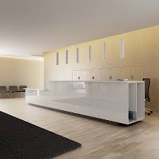 Modular Reception Desks Uncategorized Unique Reception Desk With Trendy Unique Reception