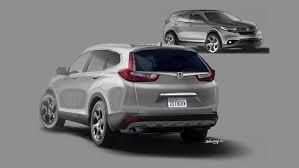 How Much Does A Honda Crv Cost 2018 Honda Crv Price Release Date Interior Spy Photo News