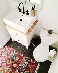 Modern Bathroom Rugs 5 Easy Small Bathroom Designs Daily Decor
