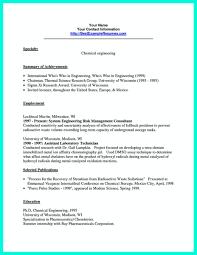 Industrial Engineer Resume Examples by 100 Sample Resume Industrial Engineering Medical Resumes Disney