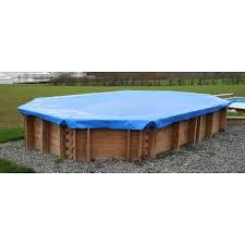 rivestimento in legno per piscine fuori terra piscina in legno fuori terra gre violette tonda cm 纔511x124h