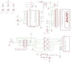 arduino i2c wiring diagram with schematic images diagrams wenkm com