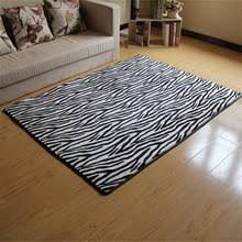 buy zebra rug and get free shipping on aliexpress com