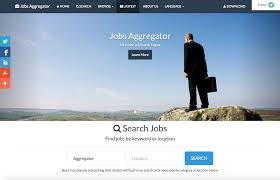 Jobs Search by Instant Job Search Engine Aggregator By Vidal Codecanyon