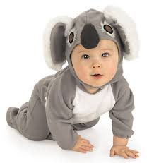 Boy Infant Halloween Costumes Baby Koala Bear Girls Boys Kids Animal Infant Halloween Costume