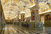 vatican library collection vatican library