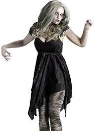 Zombie Halloween Costumes Girls Amazon Night Zombie Costume Clothing