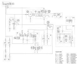 yfm250x wiring diagrams yamaha bear tracker atv weeksmotorcycle com