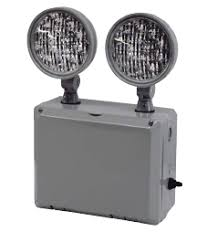 wet location led lighting lrce led wet location remote capable emergency light ael wholesale
