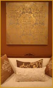 Orange Home And Decor The Gold Canvas That I Love Home And Decor Pinterest Gold