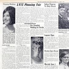 Newspaper Wedding Program The East Hampton Star East Hampton N Y 1885 Current June 06