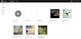 View My Private Photo Library Store And Share Content With Adobe Creative Cloud Assets Adobe