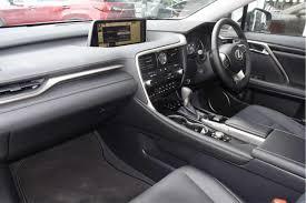 lexus rx 450h luxury used 2017 lexus rx 450h 3 5 luxury 5dr cvt auto for sale in surrey