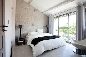 chambre contemporaine blanche beautiful chambre blanche et marron gallery design trends 2017