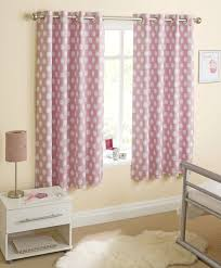 Eclipse Nursery Curtains Curtains Pale Pink Baby Curtains Amazing Pink Blackout Eyelet