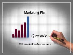 market growth plan powerpoint template set