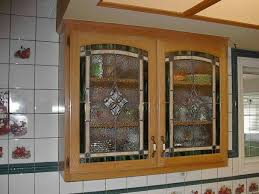 Glass Design For Kitchen Kitchen Cabinets Glass Doors Wonderful With Photo Of Kitchen